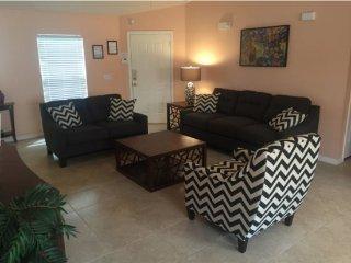 640BJW. 4 Bedroom 3 Bath Pool Home in Sandy Ridge, Davenport