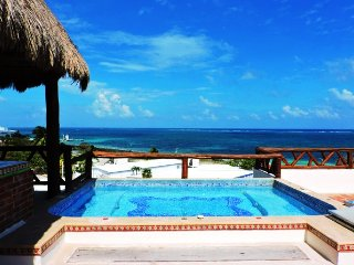 Amazing Condo with Jacuzzi - Impressive Sea View, Puerto Morelos