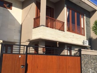 Brand new 3 bedroom, 4 bathroom villa with pool, Kerobokan