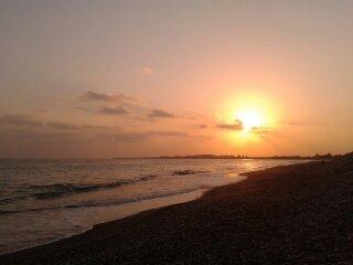 Fabulous Mandria Bay sunsets!