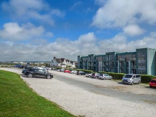 ZINC PENTHOUSE 47, fourth floor contemporary apartment, pet-friendly, WiFi, sea views in Newquay, Ref 941021