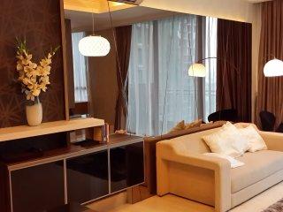 Luxurious 1BR apt in SCBD area, Jakarta