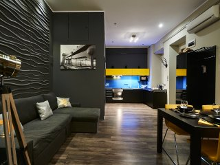 Stylish apartment at the center, Budapest
