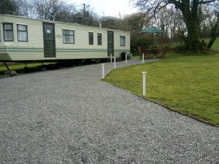 Bush Farm Static Holiday Home, Kilgetty