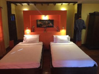 Your Dream Twin / King room by the pool, Chiang Mai