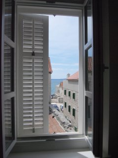 Deluxe apartment view to the sea