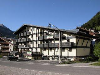 Appartamento ai piedi delle piste da sci, Pozza di Fassa