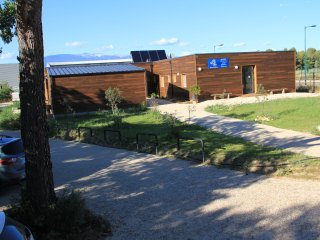 hébergement cyclistes Ventoux Provence