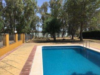 Casa Rural Andalucia Bornos Lago