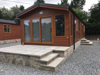 "Eagles oak Cabin ""Holiday Lodge"", Auchterarder"