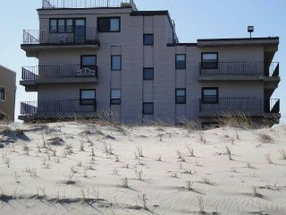 Newly Renovated S Seaside Park Oceanfront Condo