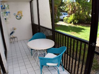 Ground level condo at Sundial Beach Resort, Sanibel Island