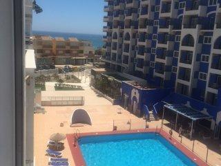 Bonito Apartamento al lado de la playa, Roquetas de Mar