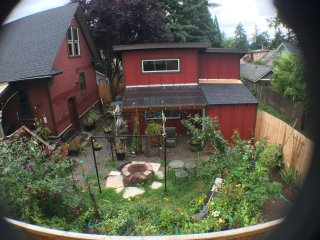 Alberta Arts  Two bedroom hidaway, Portland