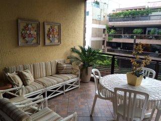 Apartamento 3 quartos (1 suite) Jardim Oceanico