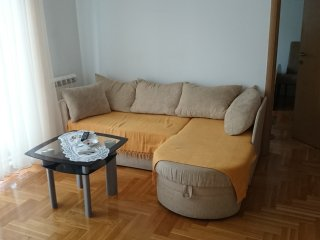 Apartment ( 40m2 ) is located on the first floor., Belgrade