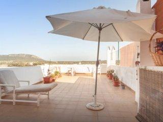 Bonito apartamento cerca del mar con terraza, Santa Ponsa