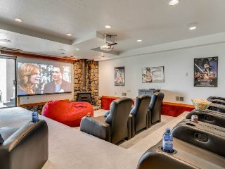 Wasatch Woods, a Luxury Vacation Home near Snowbird and Alta, Salt Lake City