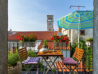 Holiday Rivabella Apartment in Porec Historical Center