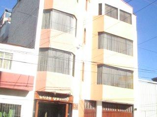 Hotel Economico Con Exelente Servicio De Calidad!!