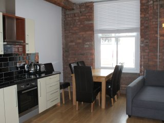 Dazzling City Centre Apartment, Manchester