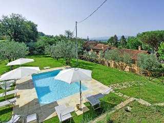 Villa Morandi with private swimming pool, Loro Ciuffenna