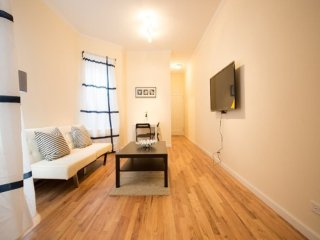 Simple yet in Contemporary Design 1 Bedroom Apartment - New York
