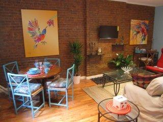 Furnished 1-Bedroom Apartment at Manhattan Ave & W 122nd St New York, Nova York