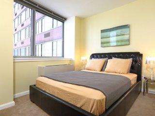 Stunning 1 Bedroom Apartment in NYC - Great View, Nova York