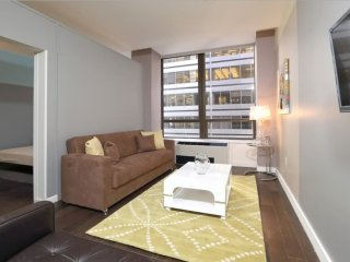 Luxurious and Well-Organized 1 Bedroom Apartment, Nueva York
