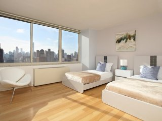 Luxurious and Well Lit 2 Bedroom, 2 Bathroom Apartment in New York, Nueva York