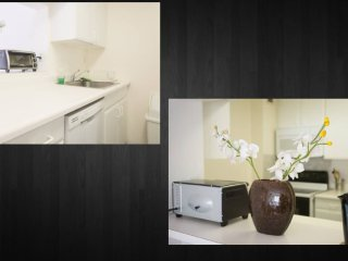 Furnished 2-Bedroom Apartment at Marin Blvd & 10th St Jersey City