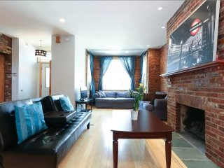 Furnished 3-Bedroom Home at North Capitol St NW & P St NW Washington, Cushing