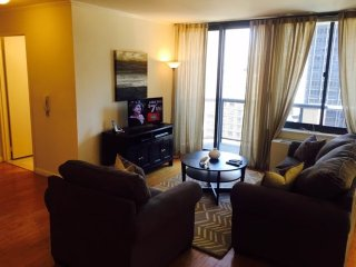 Amazingly Furnished 1 Bedroom and 1 Bathroom Apartment in Midtown West, Nueva York
