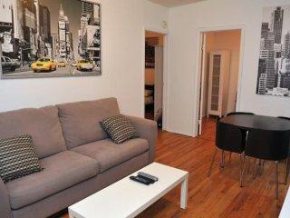 CLEAN, LUXURIOUS AND ELEGANT 2 BEDROOM, 1 BATHROOM HOME, Nueva York