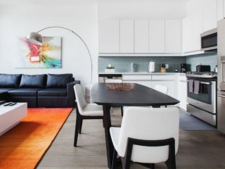 Sleek Studio Apartment in Jersey City