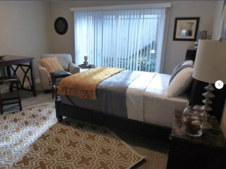 Furnished Studio Apartment at California Dr & Douglas Ave Burlingame