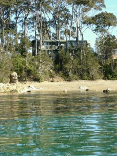 theCOVE from the Kayak