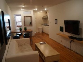 Furnished 3-Bedroom Apartment at Lafayette St & Spring St New York, Newark