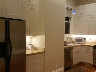 Furnished 3-Bedroom Apartment at Page St & Central Ave San Francisco