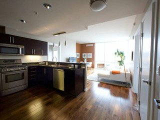 Furnished 2-Bedroom Condo at Broadway & 3rd St Oakland