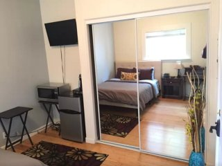 Furnished Studio Apartment at International Blvd & 2nd Ave Oakland