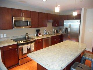 Beautiful and Superb 2 Bedroom 2 Bathroom Apartment, Washington DC