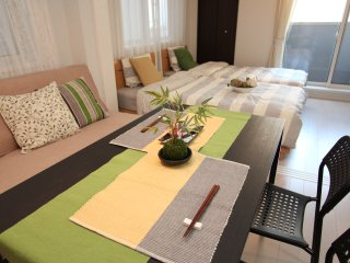 #81walkdistance to Shinjuku! easy access/max6/WIFI