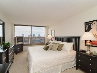 Furnished 1-Bedroom Apartment at W Madison St & S Clinton St Chicago