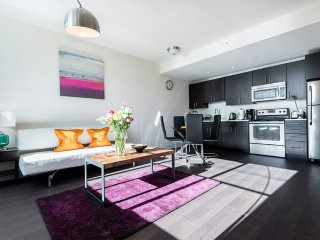 Sophisticated 1 Bedroom Apartment in Jersey City With Fitness Center