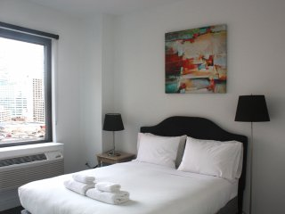 Furnished 1-Bedroom Apartment at 1st St & Provost St Jersey City