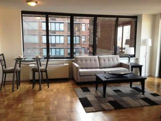 Furnished Studio Apartment at 8th Ave & W 56th St New York, New York City