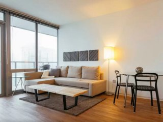 Furnished 1-Bedroom Apartment at Coast Chicago