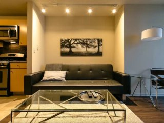 Furnished 1-Bedroom Apartment at E Upper Wacker Dr & N Columbus Dr Chicago
